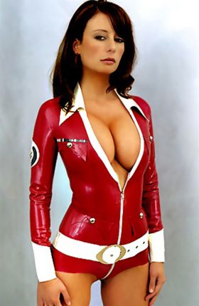 Aviator Latex Body by Inner Sanctum